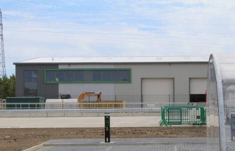 Industrial space at unit 3 Jade Business Park