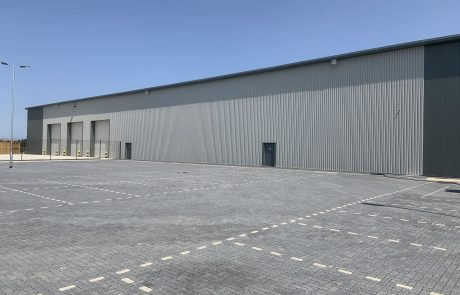 Unit 7 at Jade Business Park provides 31,098 sq ft of industrial space.