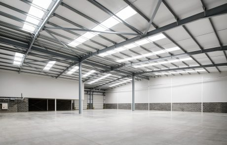 Warehouse space in unit 3 at Jade Business Park