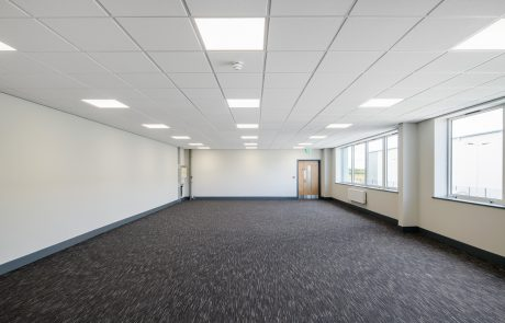 Office space in unit 3 at Jade Business Park