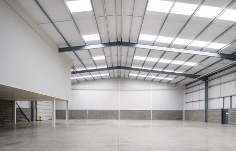 Warehouse space in unit 5 at Jade Business Park
