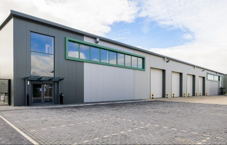 Unit 2 and 3 at Jade Business Park