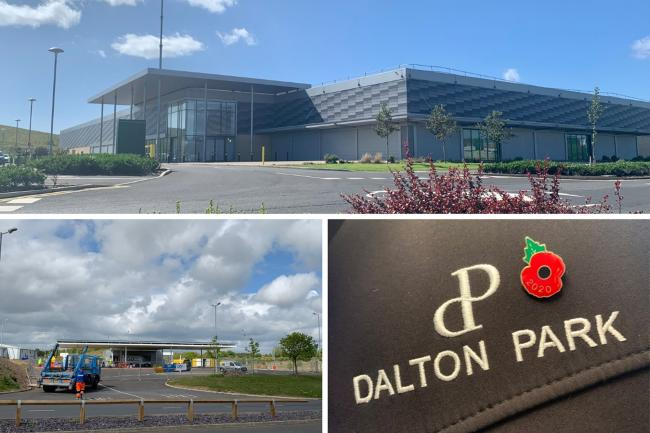 Morrisons at Dalton Park near Jade will open its doors on the 26 November 2020.